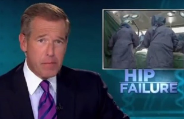 "Brian Williams raps to ""Rappers Delight"""