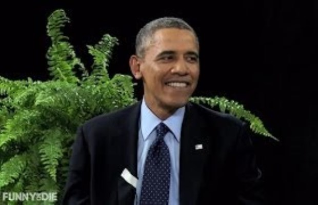 """Between Two Ferns"" with President Obama"