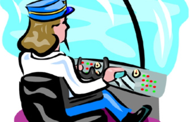 One man's note to a female pilot will leave you gasping!