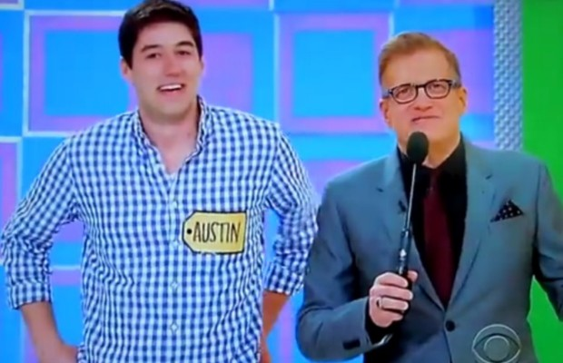 "Coast listener Austin hits big on ""The Price Is Right"""